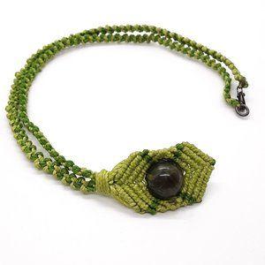 Boho Surfer  Necklace Handmade in Ecuador